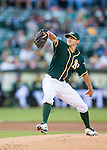 Brad Mills makes his first start in the majors.<br />