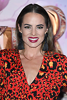 LONDON, UK. November 01, 2018: Emma Conybeare at the European premiere of &quot;The Nutcracker and the Four Realms&quot; at the Vue Westfield, White City, London.<br /> Picture: Steve Vas/Featureflash