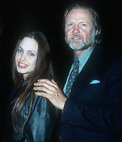 Angelina Jolie, Jon Voight, 1994, Photo By Michael Ferguson/PHOTOlink