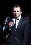 Director Matthew Warchus.during the Broadway Opening Night Performance Curtain Call for  'GHOST' a the Lunt-Fontanne Theater on 4/23/2012 in New York City.