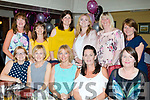 Night out<br /> ------------<br /> Parents association of Glenderry NS, Ballyheigue had a great nightout in the Brogue Inn, Tralee last Friday for their end of term dinner, seated L-R Moire Horgan, Eileen Stack, Theresa Christy, Mary Dineen Higgins&amp; Margaret Carroll, back L-R Hanna Quirke, Noreen O'Halloran, Geraldine Harty, Judy Collins, Cara Flahive and Lee Gentleman.