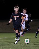The Winthrop University Eagles lose 2-1 in a Big South contest against the Campbell University Camels.  Scooter Oliver (7)