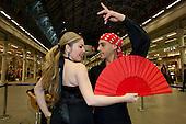 Flamenco @ St Pancras