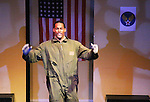 Guiding Light's Lawrence Saint-Victor stars in Black Angels Over Tuskegee on January 24, 2011 at the Actors Temple Theatre, New York City, New York. (Photo by Sue Coflin/Max Photos)