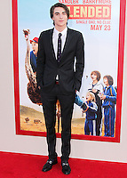 HOLLYWOOD, LOS ANGELES, CA, USA - MAY 21: Zak Henri at the Los Angeles Premiere Of Warner Bros. Pictures' 'Blended' held at the TCL Chinese Theatre on May 21, 2014 in Hollywood, Los Angeles, California, United States. (Photo by Xavier Collin/Celebrity Monitor)