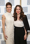 Jenn Colella and Chilina Kennedy attends the Camelot' Benefit Concert for Lincoln Center After Party at David Geffen Hall on March 4, 2019 in New York City.