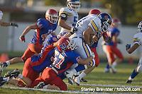 HS Football 2008 Caldwell v Nampa