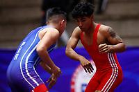 Lucha 2018 Campeonato Nacional - 60kgs