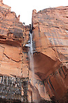 Waterfall at Emerald Pools