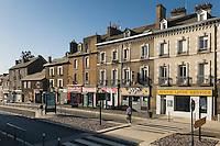Rue Saint-Hellier - Sud voie ferree