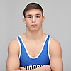 Jake Silverstein of Hauppauge poses for a portrait during Newsday's All-Long Island wrestling photo shoot at company headquarters in Melville on Monday, March 26, 2018.