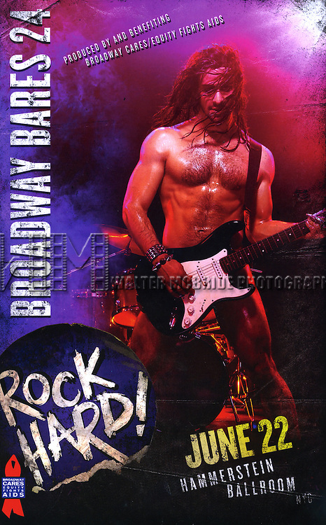 Broadway Cares/Equity Fights AIDS' <br /> &quot;Broadway Bares, Rock Hard!&quot; at Hammerstein Ballroom June 22, 2014 in New York City.