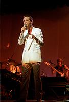 Claude Dubois<br /> ,le 2 novembre 1983<br /> <br /> <br /> PHOTO : Agence Quebec Presse