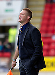 St Johnstone v St Mirren....06.10.12      SPL.Steve Lomas.Picture by Graeme Hart..Copyright Perthshire Picture Agency.Tel: 01738 623350  Mobile: 07990 594431