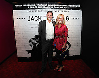Pictured: Vide chairman Leigh Dineen with his wife. Friday 12 September 2014<br />