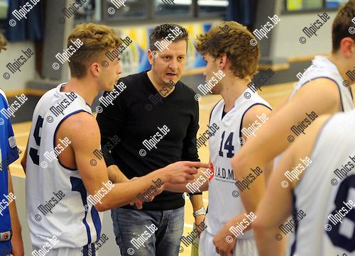2014-10-26 / Basketbal / seizoen 2014-2015 / Pitzemburg /  Geert Verspecht<br /><br />Foto: mpics.be