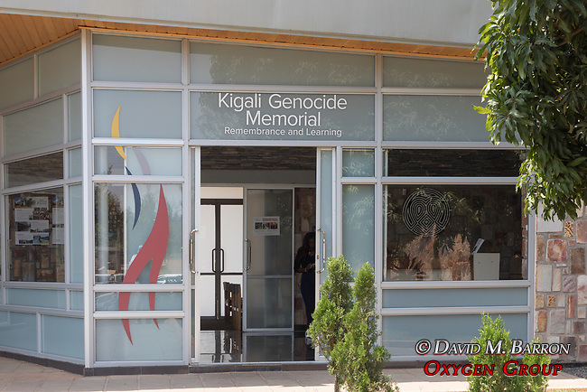 Kigali Genocide Museum