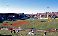 Ballparks: Lake Elsinore Diamond. Panorama 1.