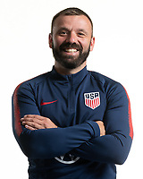 Rome, GA - Friday, June 21, 2019:  Para 7 USMNT headshot of Ross Moffat.