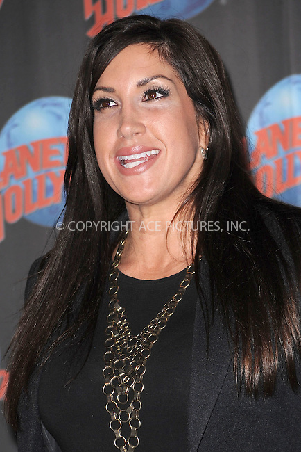 WWW.ACEPIXS.COM . . . . . .October 20, 2010, New York City... 'The Real Housewives Of New Jersey' star Jacqueline Laurita poses while promoting the off-Broadway comedy 'My Big Gay Italian Wedding' at Planet Hollywood Times Square on October 20, 2010 in New York City.October 20, 2010 in New York City....Please byline: KRISTIN CALLAHAN - ACEPIXS.COM.. . . . . . ..Ace Pictures, Inc: ..tel: (212) 243 8787 or (646) 769 0430..e-mail: info@acepixs.com..web: http://www.acepixs.com .