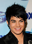 Adam Lambert at the 2009 American Idol Finale at the Nokia Theatre in Los Angeles, May 20th 2009...Photo by Chris Walter/Photofeatures