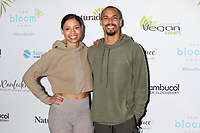 LOS ANGELES - JUN 1:  Brytni Sarpy, Bryton James at the 2nd Annual Bloom Summit at the Beverly Hilton Hotel on June 1, 2019 in Beverly Hills, CA