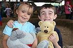 Holly and Gary Hilliard at the Teddy Bears Picnic at Newgrange Farm...Photo NEWSFILE/Jenny Matthews.(Photo credit should read Jenny Matthews/NEWSFILE)....This Picture has been sent you under the condtions enclosed by:.Newsfile Ltd..The Studio,.Millmount Abbey,.Drogheda,.Co Meath..Ireland..Tel: +353(0)41-9871240.Fax: +353(0)41-9871260.GSM: +353(0)86-2500958.email: pictures@newsfile.ie.www.newsfile.ie.FTP: 193.120.102.198.