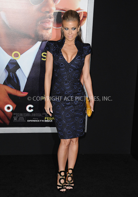 WWW.ACEPIXS.COM<br /> <br /> February 24 2015, New York City<br /> <br /> Carmen Electra arriving at the premiere of 'Focus' at the TCL Chinese Theatre on February 24, 2015 in Hollywood, California.<br /> <br /> By Line: Peter West/ACE Pictures<br /> <br /> <br /> ACE Pictures, Inc.<br /> tel: 646 769 0430<br /> Email: info@acepixs.com<br /> www.acepixs.com