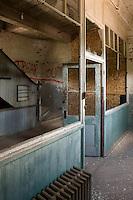 Grosvenordale, CT mill formerly Belding Heminway 1862