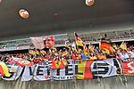 13.04.2019, Shanghai Audi International Circuit, Shanghai, 2019 FORMULA 1 HEINEKEN CHINESE GRAND PRIX<br /> im Bild<br />Fans von Sebastian Vettel (GER#5), Scuderia Ferrari<br /> <br /><br /> <br /> Foto &copy; nordphoto / Bratic