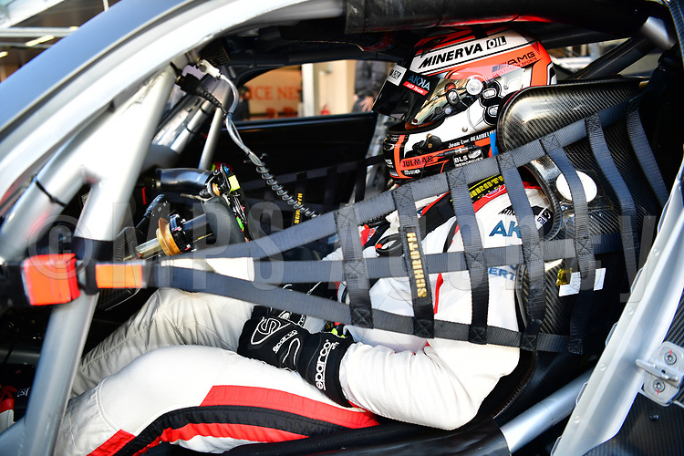 #84 AKKA ASP MERCEDES AMG GT3 AM JEAN-LUC BEAUBELIQUE (FRA)