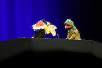 """Maulwurfn und Frosch Falkenhorst in """"Winnetou"""""""