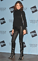Olga Kurylenko at the Skate at Somerset House with Fortnum &amp; Mason VIP launch party, Somerset House, The Strand, London, England, UK, on Wednesday 16 November 2016. <br /> CAP/CAN<br /> &copy;CAN/Capital Pictures /MediaPunch ***NORTH AND SOUTH AMERICAS ONLY***
