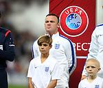 080915 England v Switzerland