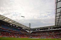 FIFA World Cup Stadium, Cologne, Germany, June 20, 2006. England and Sweden played to a 2-2 tie in their FIFA World Cup Group B match at  FIFA World Cup Stadium, Cologne, Germany, June 20, 2006.