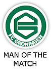 MAN OF THE MATCH 2017 - 2018