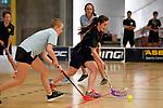 New Zealand Secondary School Floorball Championships at ASB Sports Centre, Wellington, New Zealand on Sunday 25 March 2018.<br /> Photo by Masanori Udagawa. <br /> www.photowellington.photoshelter.com