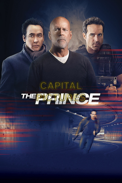 POSTER ART<br /> in The Prince (2014) <br /> *Filmstill - Editorial Use Only*<br /> CAP/NFS<br /> Image supplied by Capital Pictures