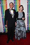 David Letterman & Regina Lasko attending the 35th Kennedy Center Honors at Kennedy Center in Washington, D.C. on December 2, 2012