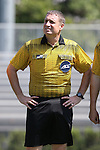 28 August 2016: Fourth Official Mark Kadlecik. The Duke University Blue Devils hosted the University of North Carolina Asheville Bulldogs at Koskinen Stadium in Durham, North Carolina in a 2016 NCAA Division I Men's Soccer match. Duke won the game 5-1.