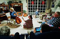 Knob Christmas Eve