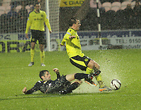 St Mirren v Ross County (Abandoned) 021113