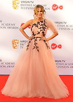 Caroline Flack at the Virgin TV British Academy (BAFTA) Television Awards 2018, Royal Festival Hall, Belvedere Road, London, England, UK, on Sunday 13 May 2018.<br /> CAP/CAN<br /> &copy;CAN/Capital Pictures