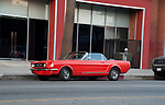 !965 Ford Mustang convertible