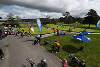 during the Anita Boon Pro-Am, North Shore Golf Course, Auckland, New Zealand Thursday 21 September 2017.  Photo: Simon Watts/www.bwmedia.co.nz