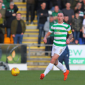 4th November 2017, McDiarmid Park, Perth, Scotland; Scottish Premiership football, St Johnstone versus Celtic; Scott Brown