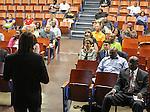 Bond community meeting at Madison High School, July 14, 2015.