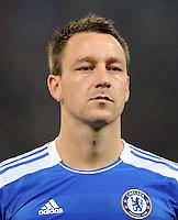 FUSSBALL   CHAMPIONS LEAGUE   SAISON 2011/2012   GRUPPENPHASE Bayer 04 Leverkusen - FC Chelsea    23.11.2011 John TERRY (Chelsea)