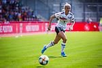 31.08.2019, Auestadion, Kassel, GER, DFB Frauen, EM Qualifikation, Deutschland vs Montenegro , DFB REGULATIONS PROHIBIT ANY USE OF PHOTOGRAPHS AS IMAGE SEQUENCES AND/OR QUASI-VIDEO<br /> <br /> im Bild | picture shows:<br /> Einzelaktion Lea Schueller (DFB Frauen #7), <br /> <br /> Foto © nordphoto / Rauch
