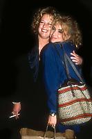 RoseannaArquette MelanieGriffith 1988<br /> Photo By John Barrett/PHOTOlink
